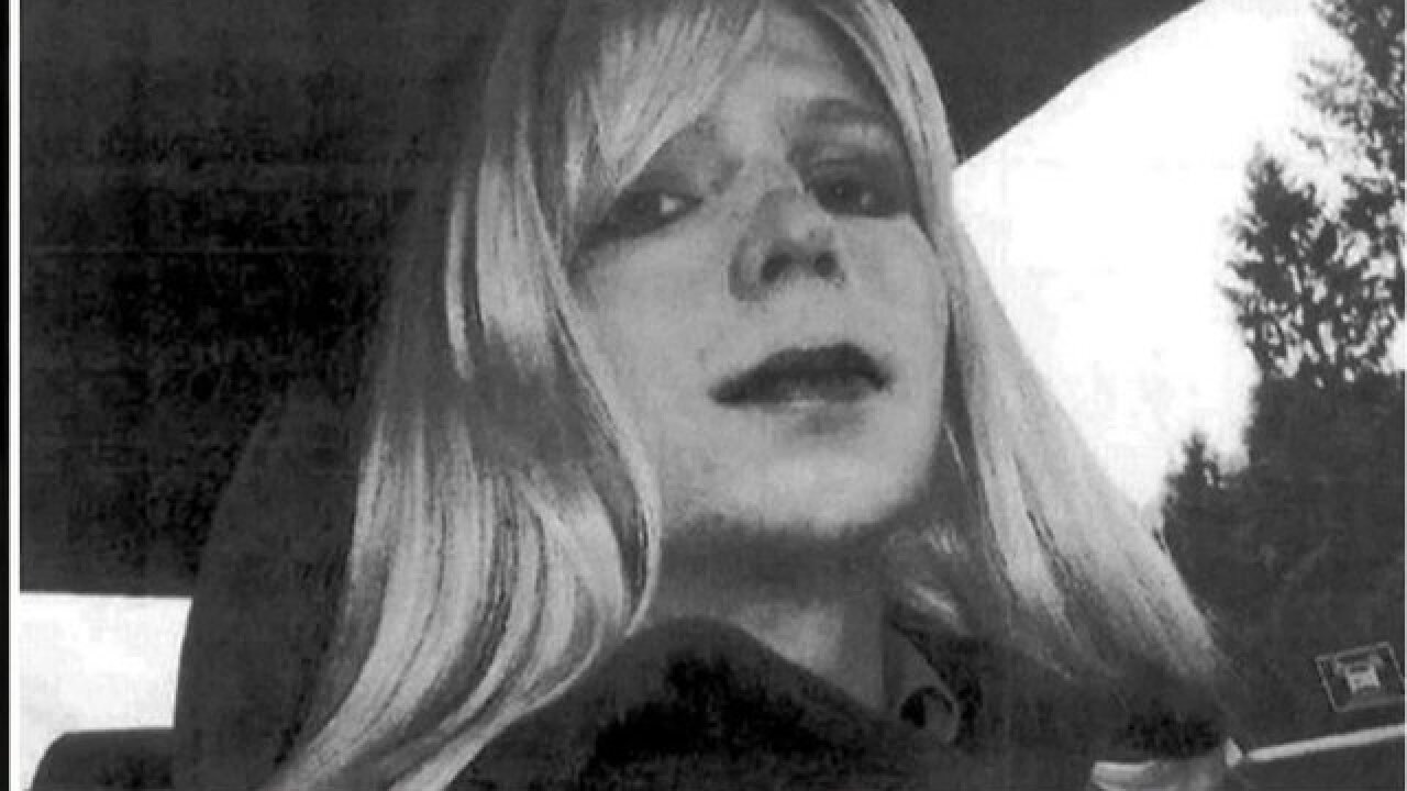 Chelsea Manning posts first picture of herself since release