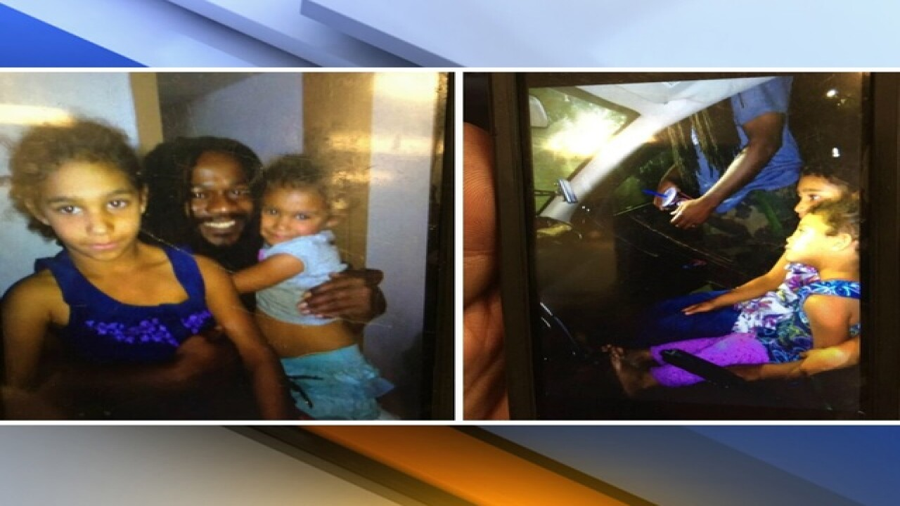 Amber Alert issued in Tempe for two young girls