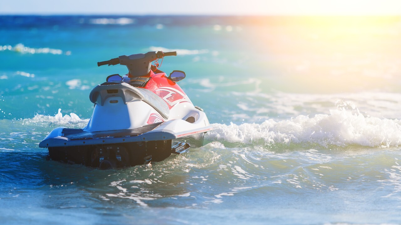 Dare County Sheriff's Office seeks pair of jet skis stolen during Florence evacuation