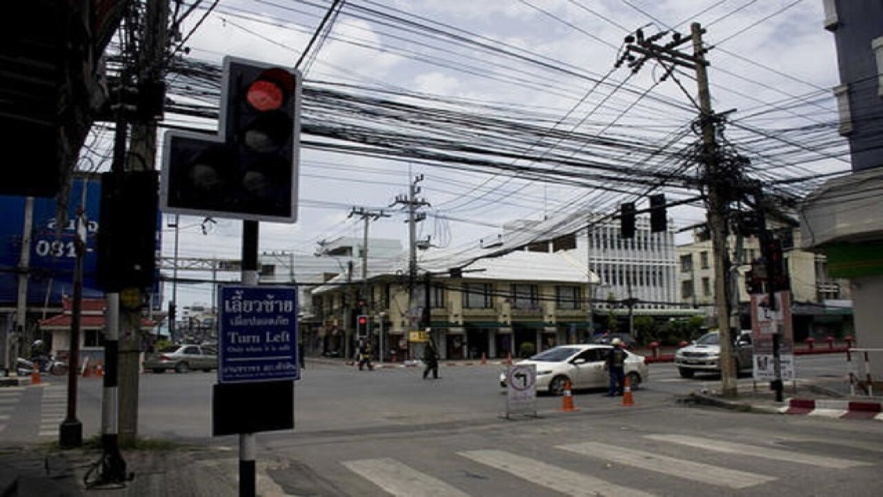 Bombings in Thailand target tourist cities