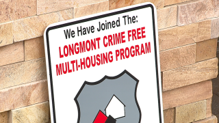 Longmont's Crime Free Multi-Housing Program