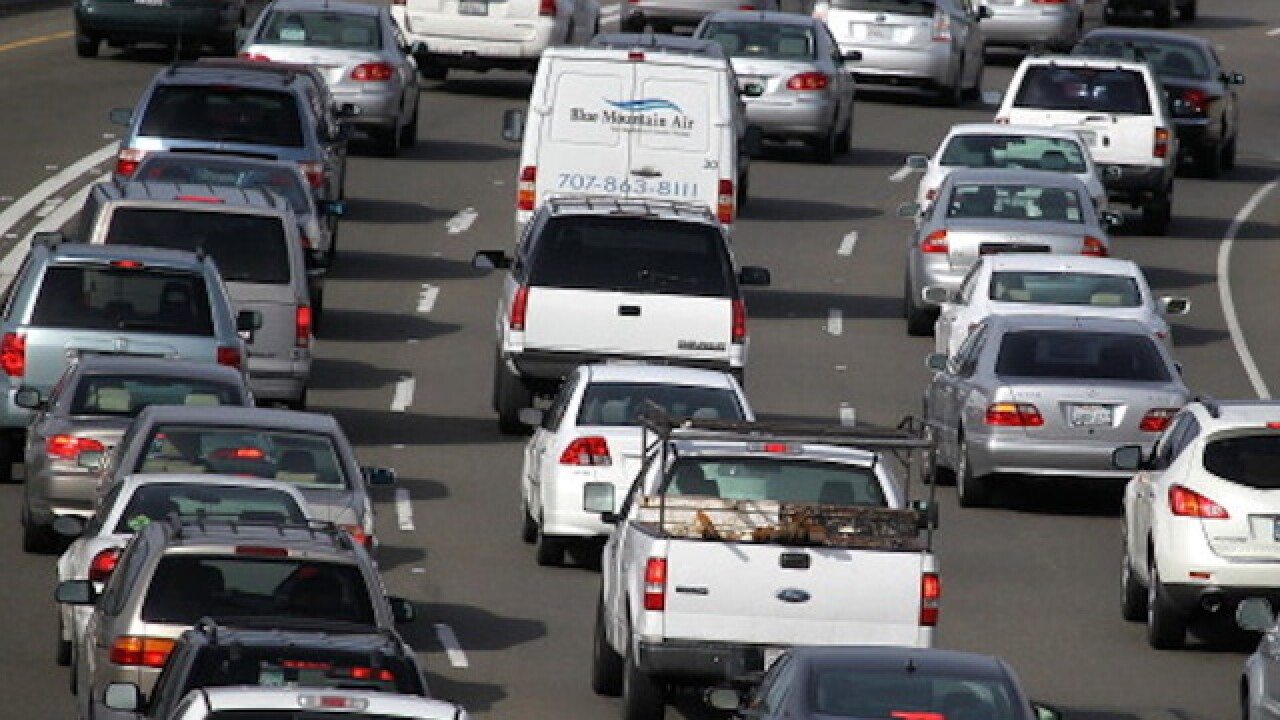 Will this be the most congested Thanksgiving weekend in history?