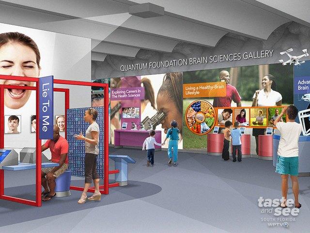 Brain exhibit coming to the South Florida Science Center and Aquarium