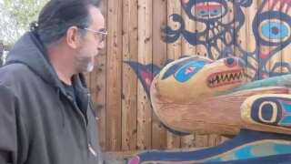 Montana Made: Gulli Totem Poles & Carvings