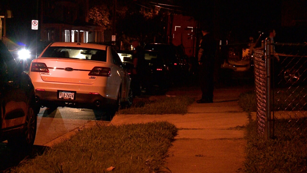 Teen shot while inside Norfolkhome