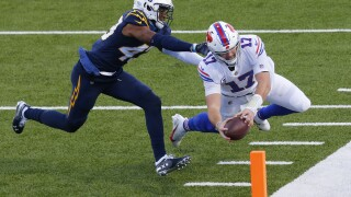 Chargers Bills Football