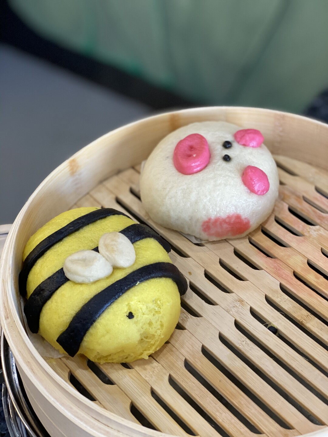 Hot Bamboo Bao
