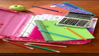 FREE back to school supplies given out