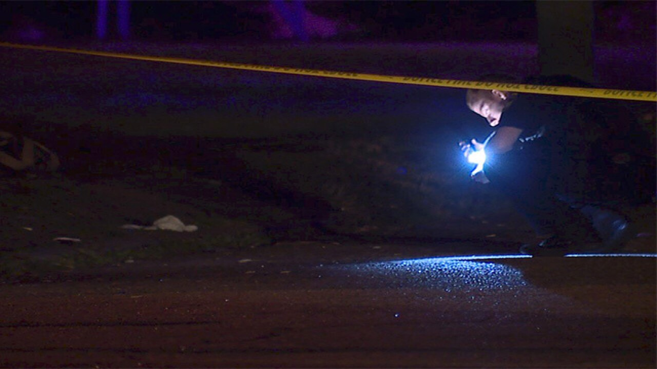 Five shot in four hours in Canton overnight