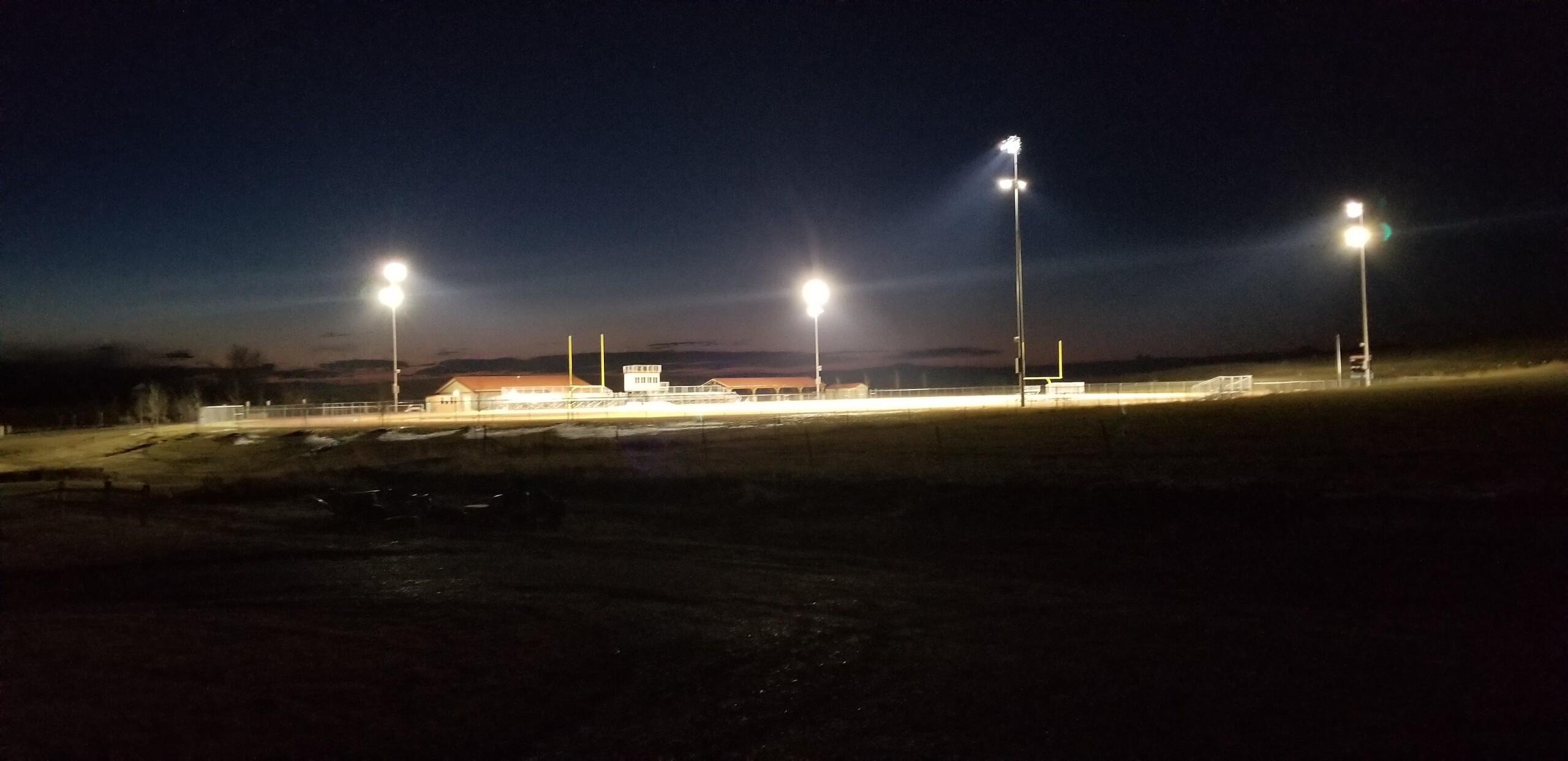 Lambert High School football field.jpg