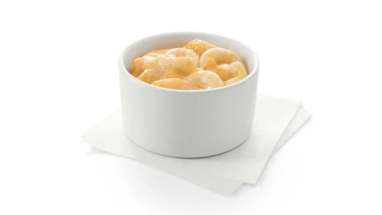 Chick-Fil-A testing mac and cheese in Baltimore