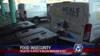 """Millions of Americans are facing """"food insecurity"""""""