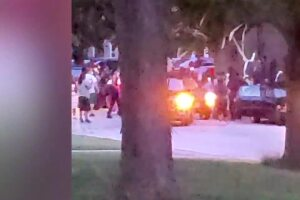 Wauwatosa Officer Joseph Mensah physically assaulted, shot at during protest, police say