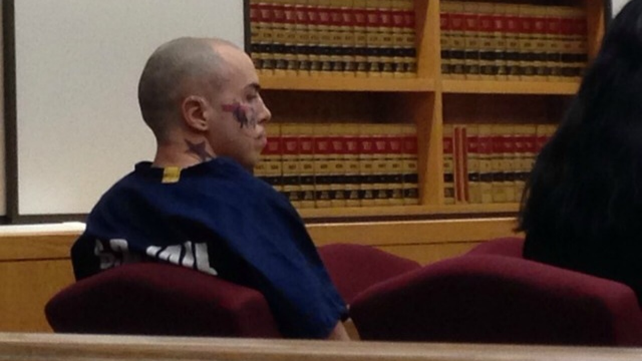 Man who harrassed underage star sentenced
