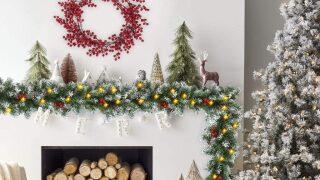 Best Christmas garland 2020