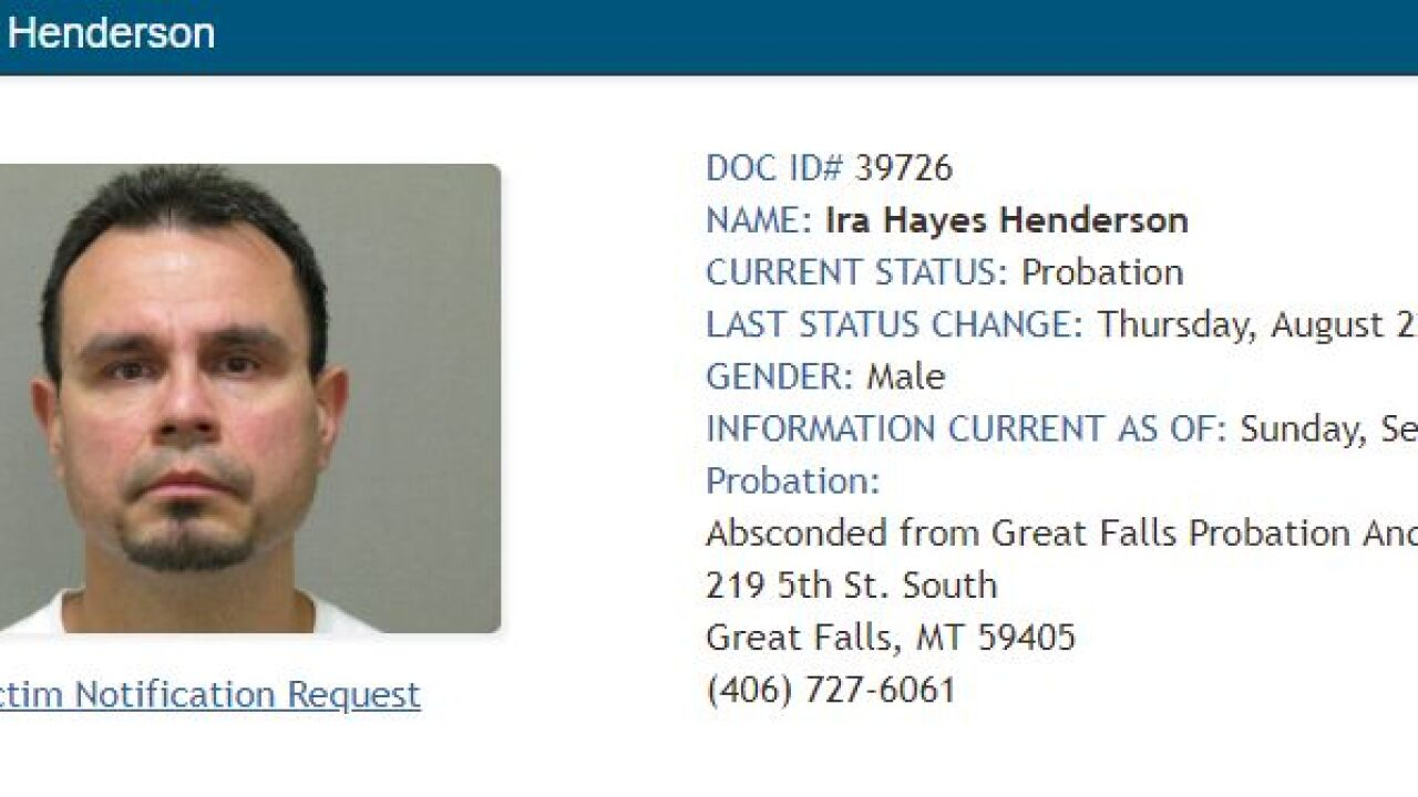 """Henderson arrested after """"raft ride"""" near Black Eagle dam to avoid officers"""