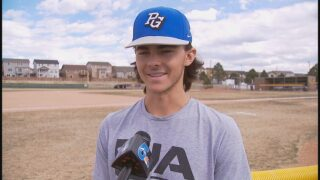 Riley Cornelio named Colorado Baseball Player of the Year by Gatorade