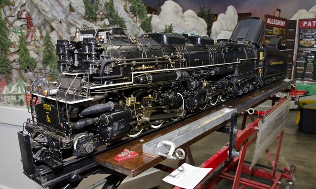 Scale Model Expo at EnterTRAINment Junction