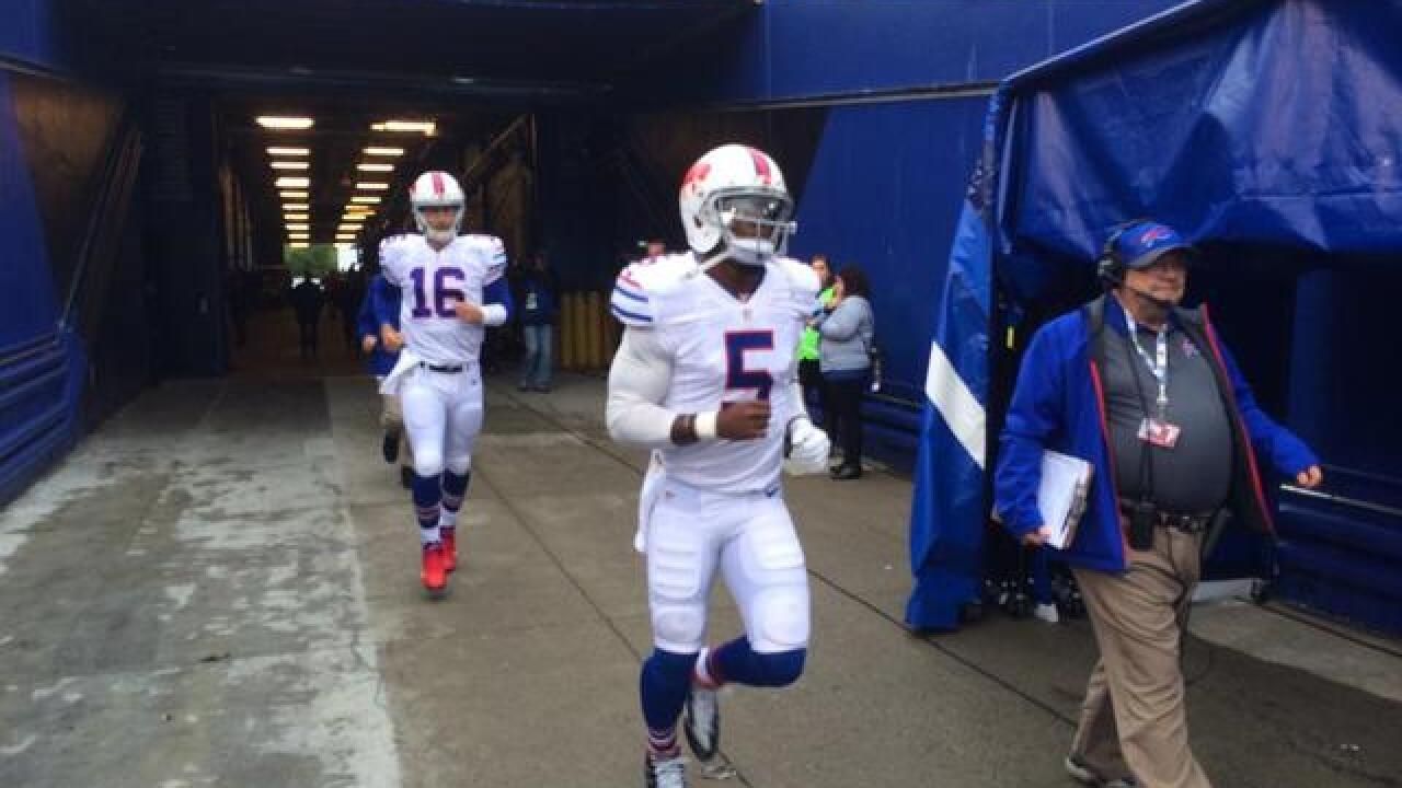 PHOTOS: Bills vs. Colts at Ralph Wilson Stadium