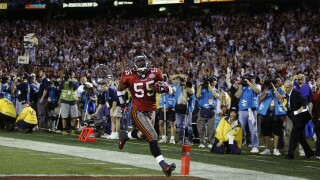 Derrick Brooks Super Bowl