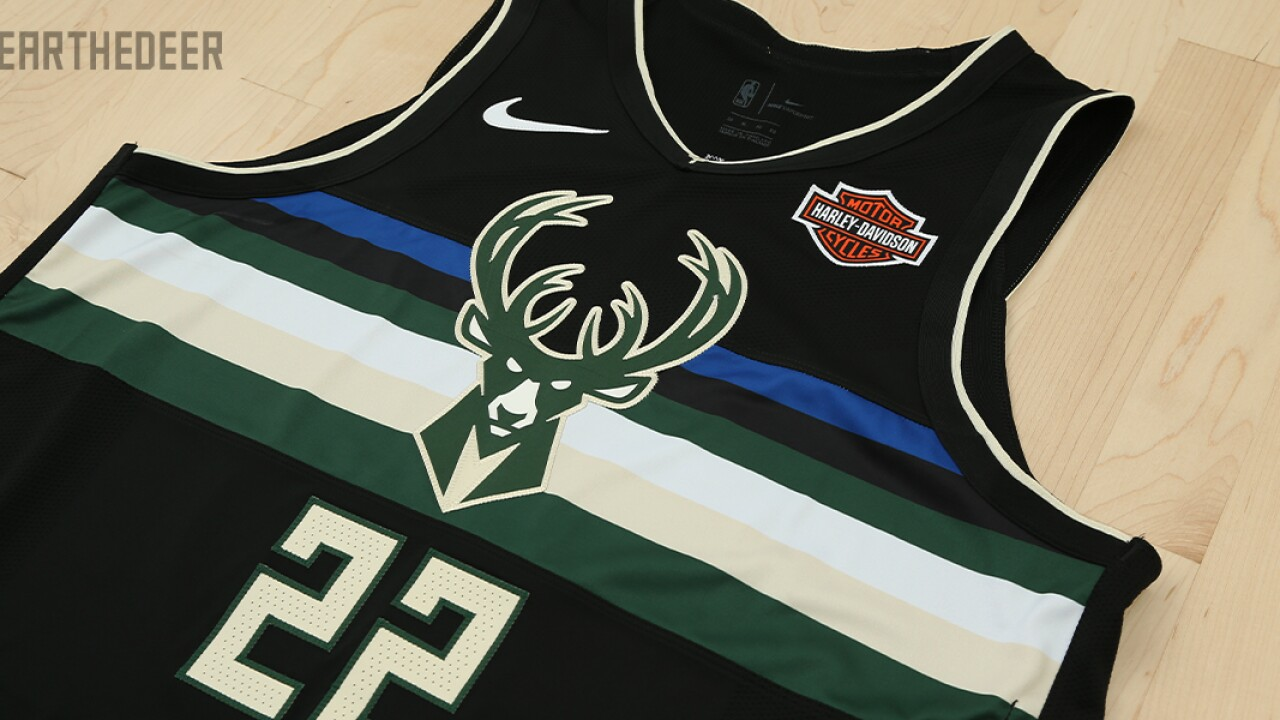 Bucks revamp Fear the Deer uniform