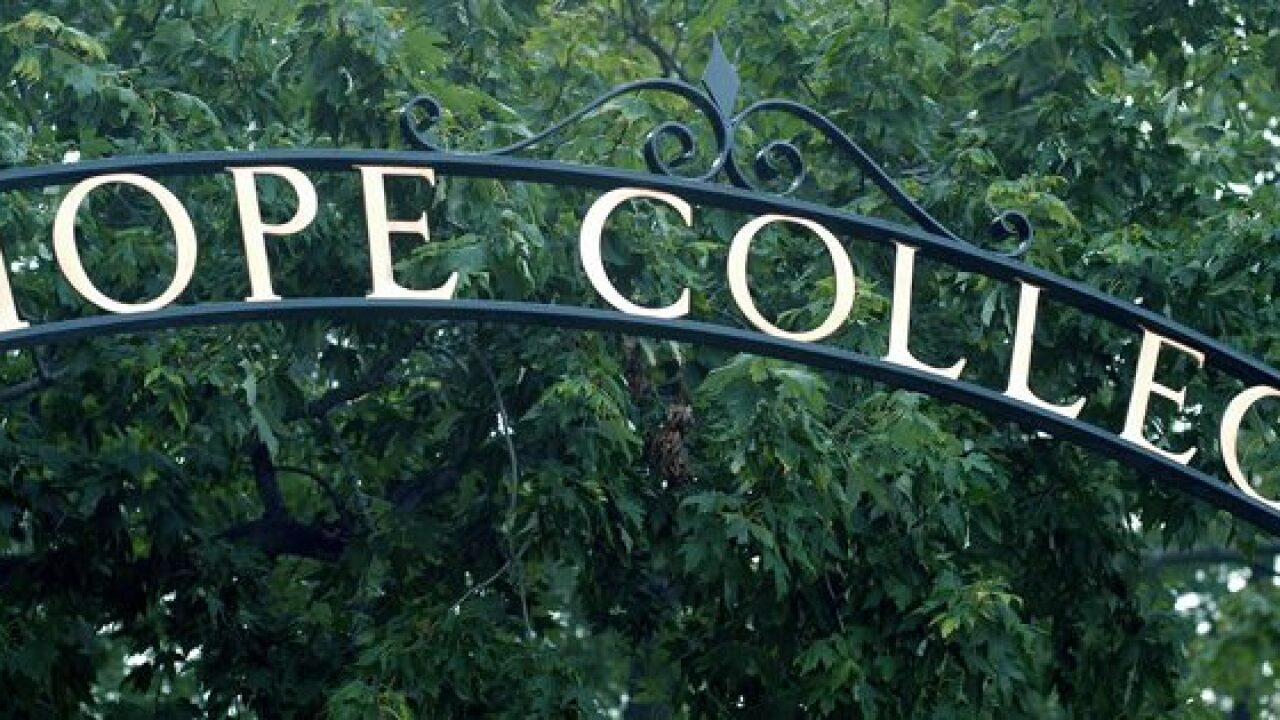 Hope College Students Day of Service