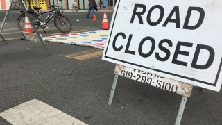 City Heights streets close to encourage use of bikes