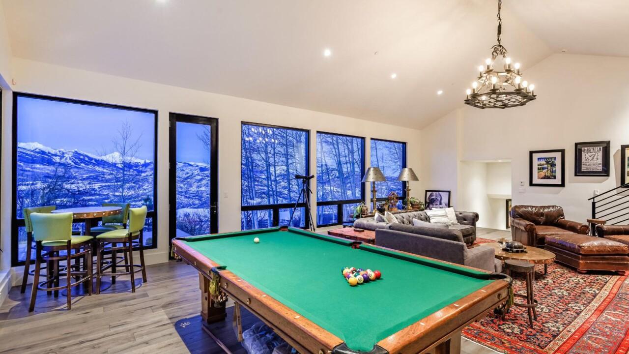 john denver estate in aspen for sale for 11m