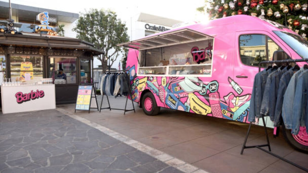 Barbie truck making stop in Tucson
