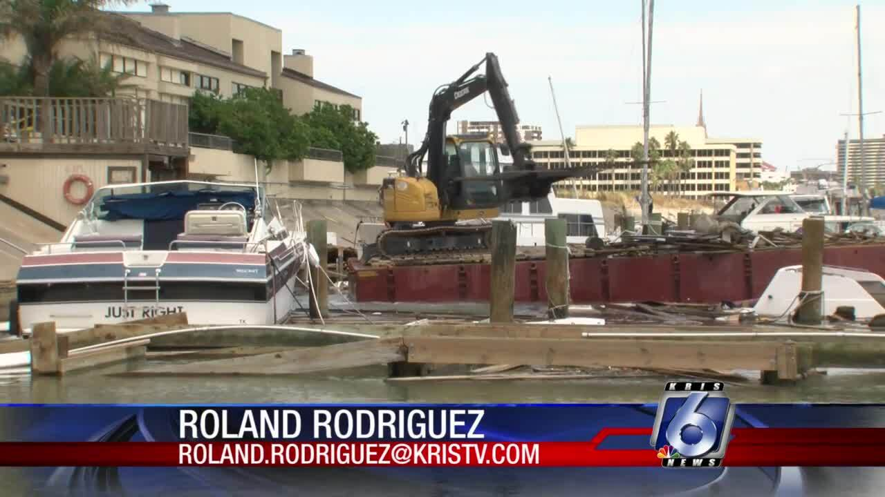 Harbor Del Sol Marina owners vow to rebuild after Hanna