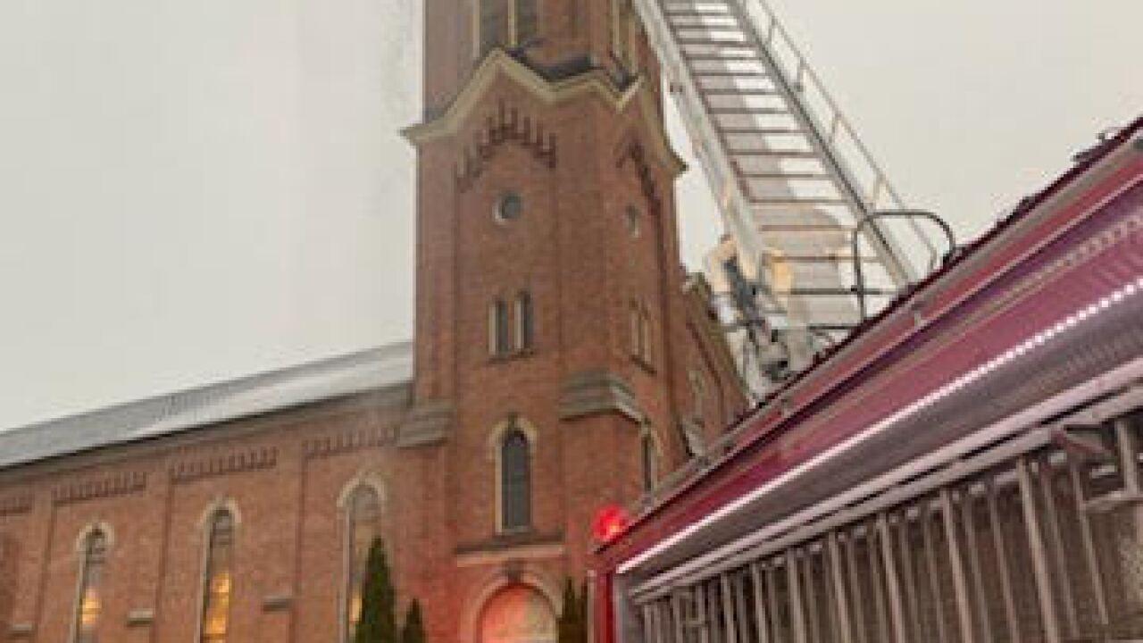 Minor fire in Charlotte .jpeg