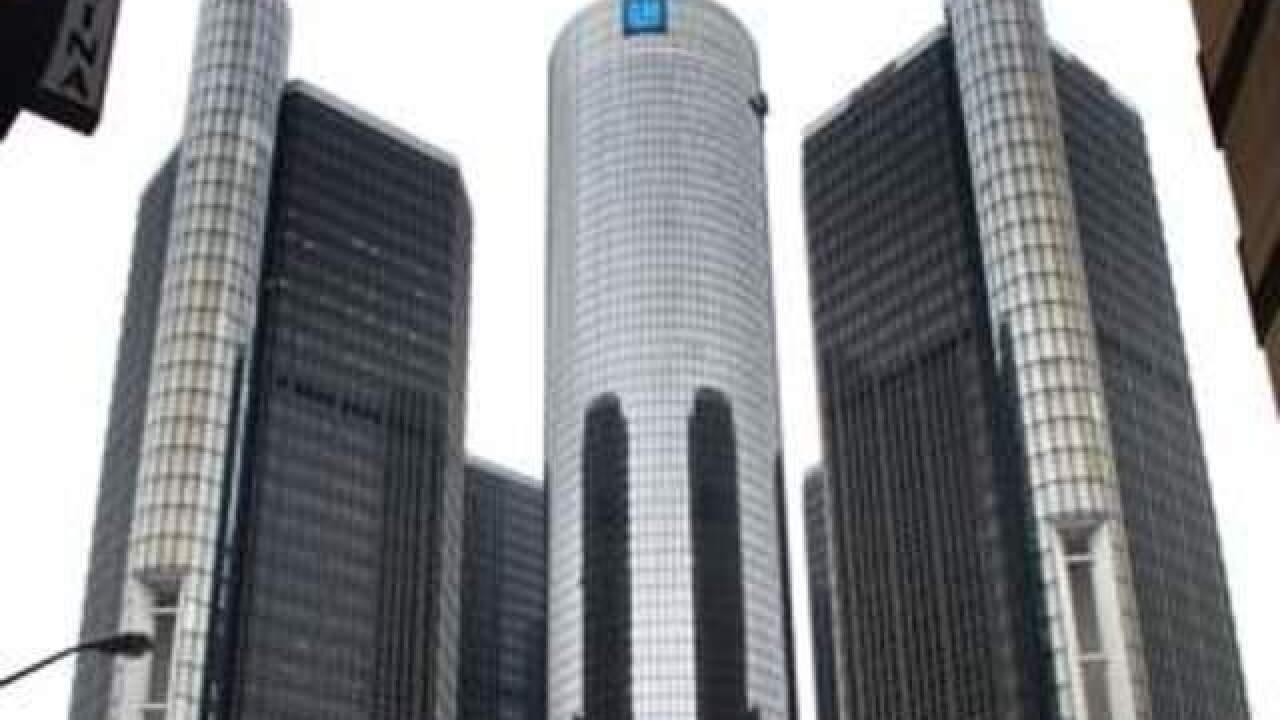 General Motors second quarter net profit falls more than 40 percent