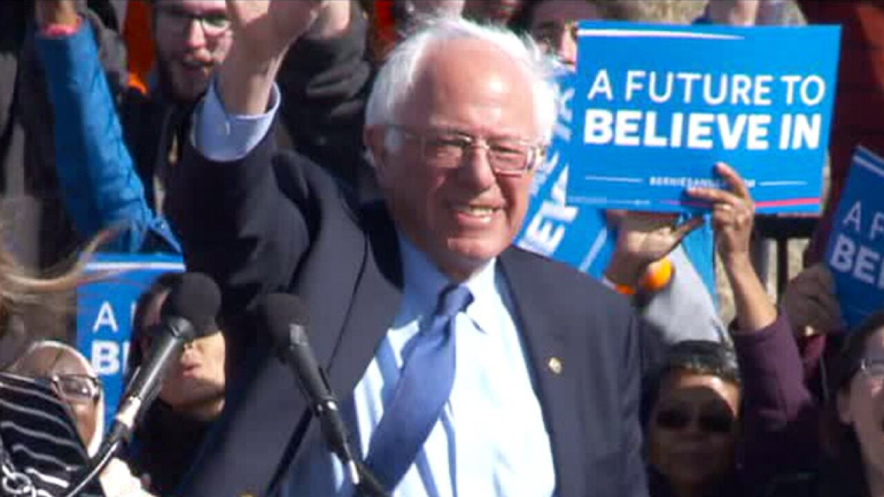 14,000 turn out for Bernie Sanders rally in Salt Lake City