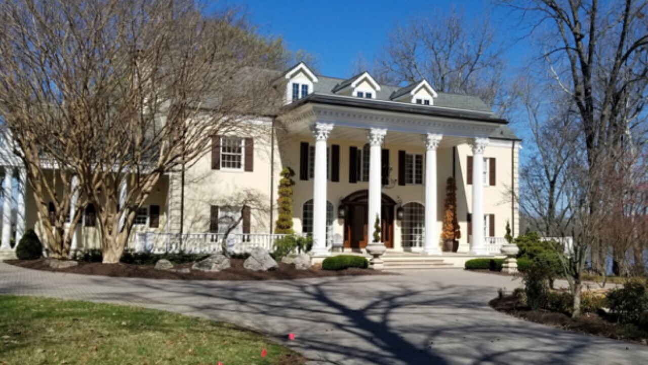 Reba's Lebanon Home Transformed Into Event Space