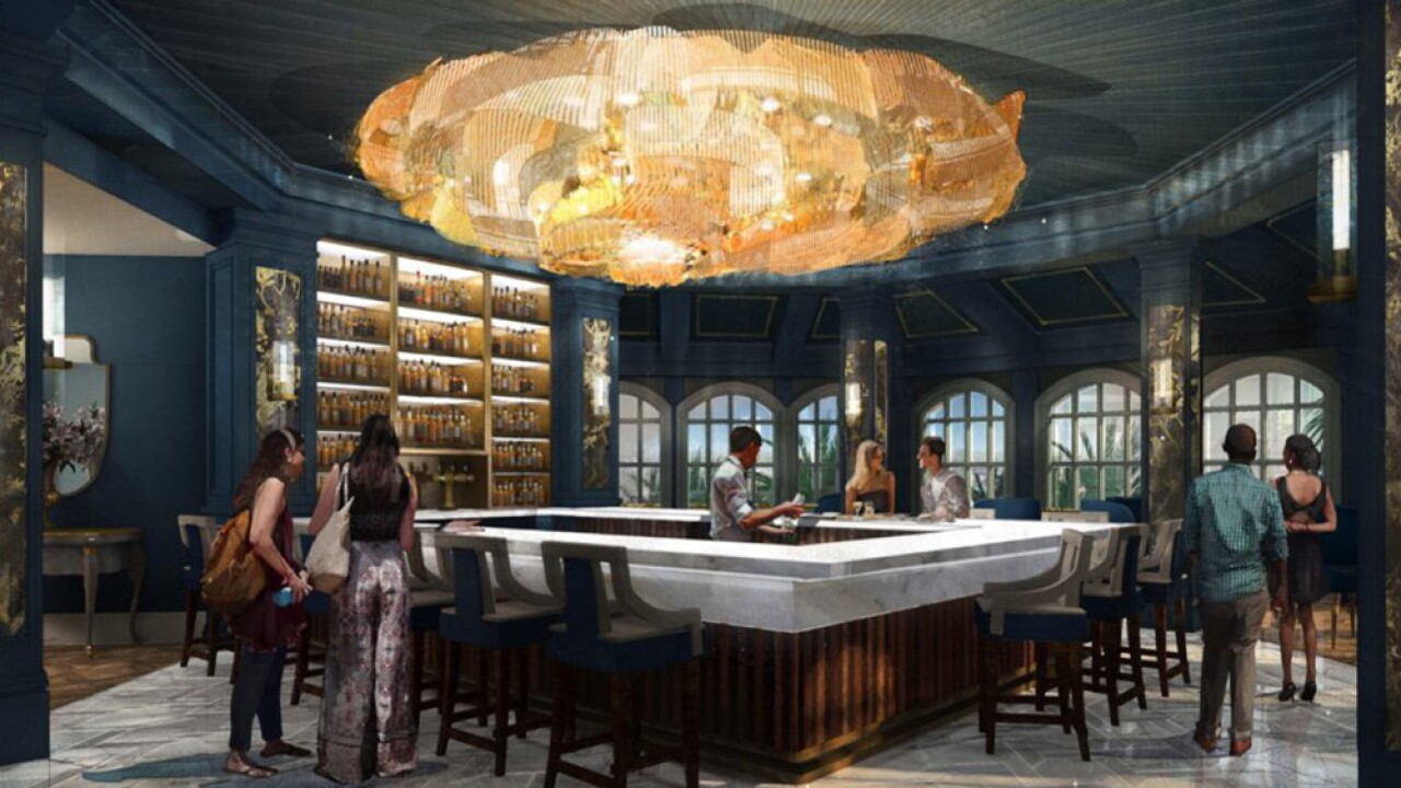 'Beauty and the Beast' lounge coming to Disney's Grand Floridian Resort & Spa