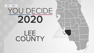 Lee County Sample Ballot