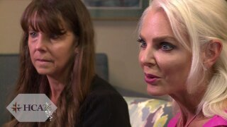 Sisters appreciate new choices after mother's traumatic mastectomy