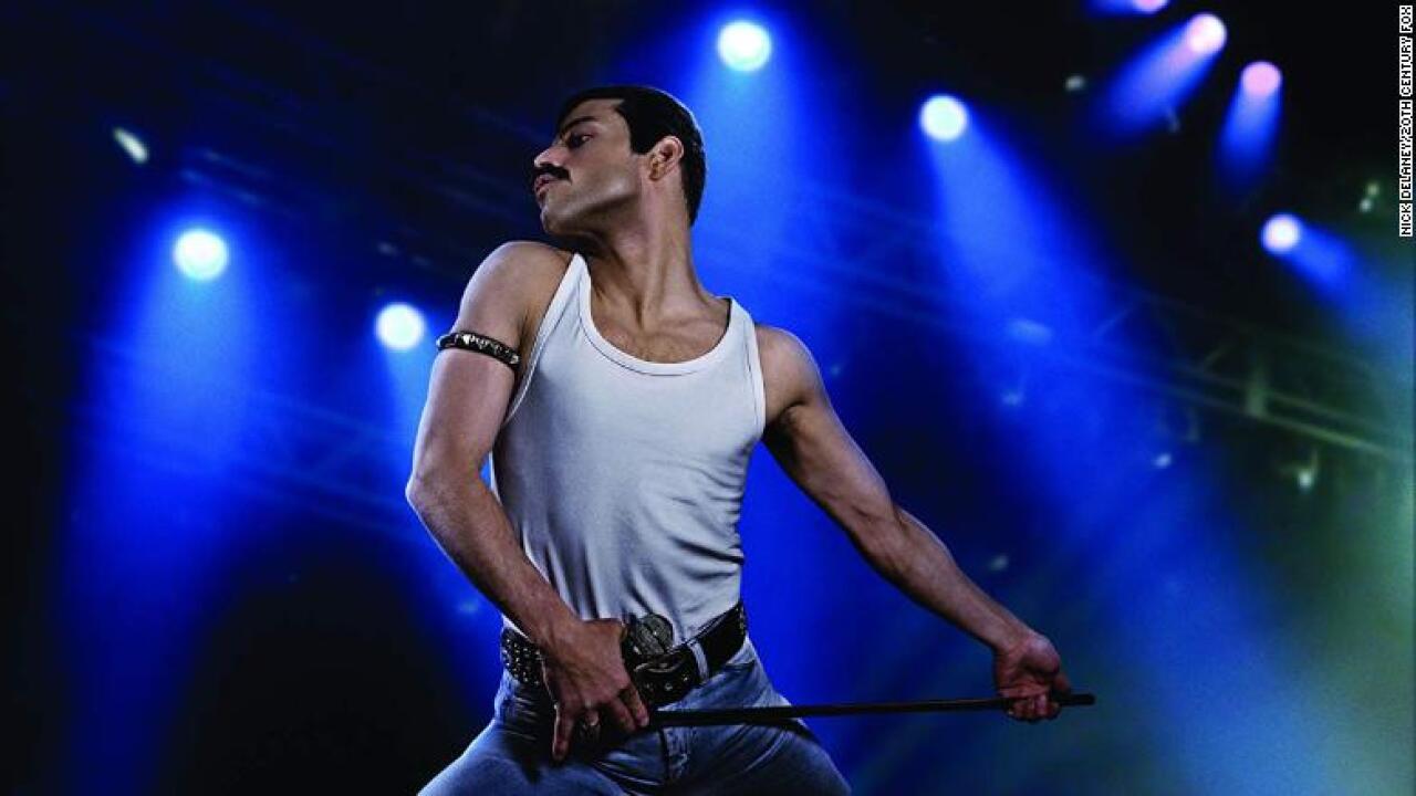Golden Globes honor 'Bohemian Rhapsody,' 'Green Book' in a