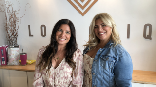 """Sisters Maria and Marietta Mercado always had a flair for """"dress up."""" Growing up in Puerto Rico, the Mercado sisters knew all about the personal, intimate experience of boutique shopping."""