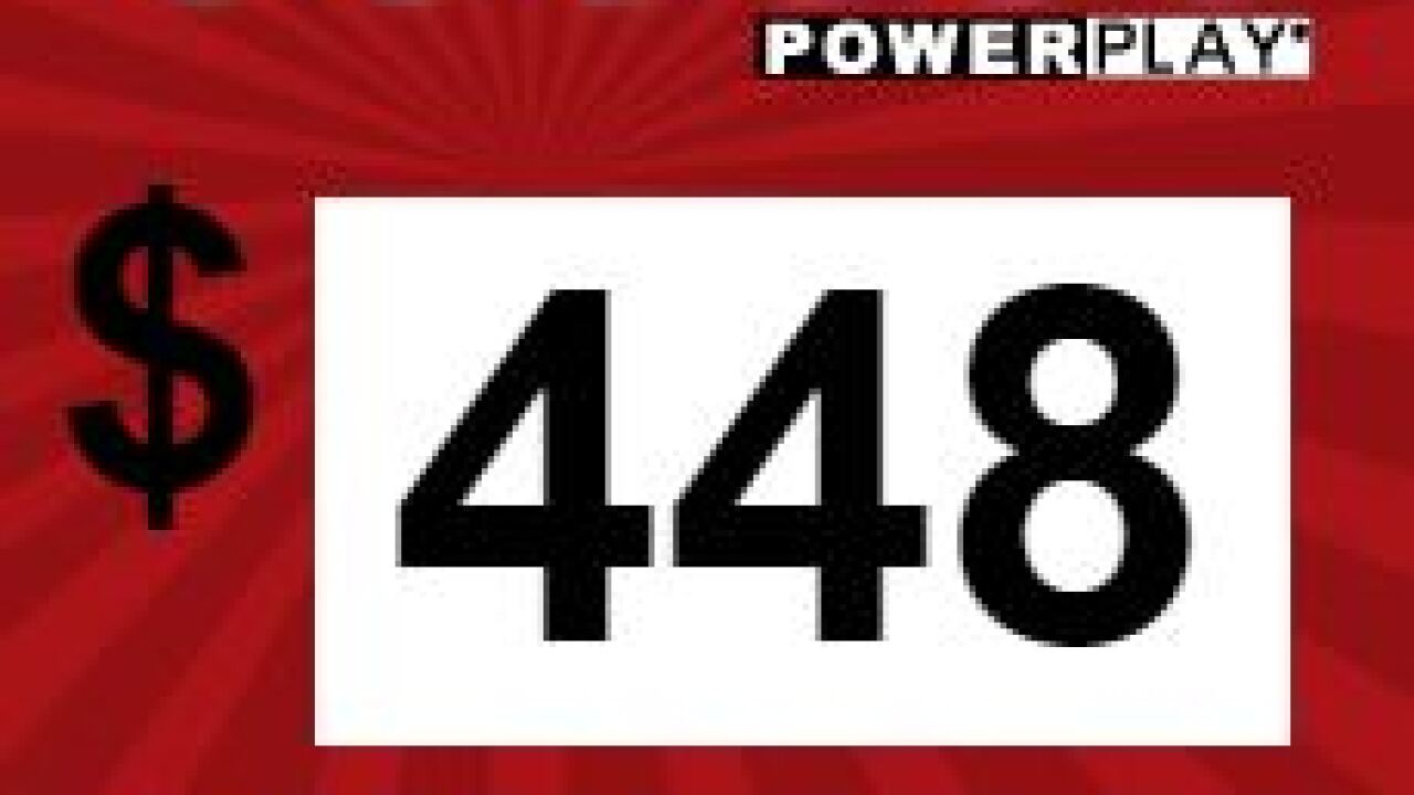 Powerball Drawing Wednesday Night Offers 448 Million Jackpot
