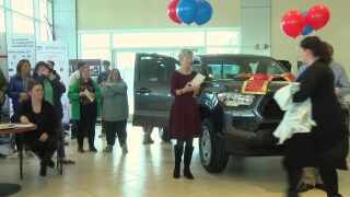 GFPSF annual truck raffle is a win-win for schools and students