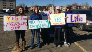 North Dakota likely first state to pass personhood ballot measure