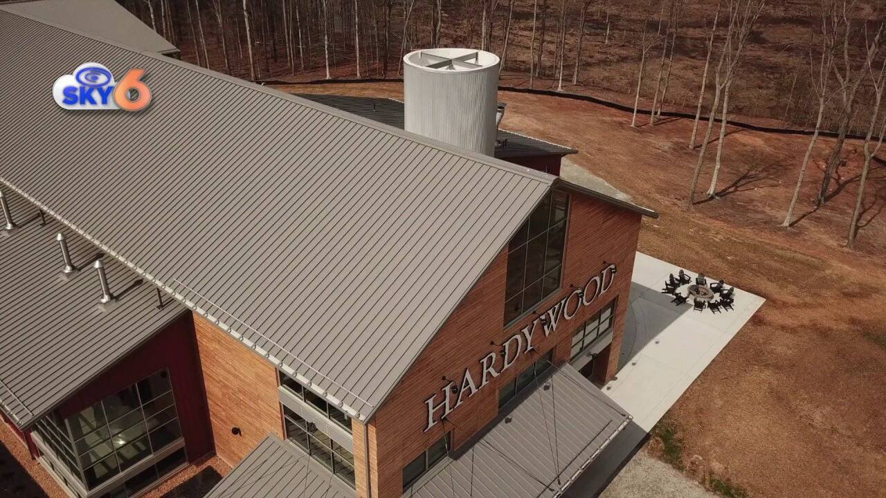 Hardywood's West Creek spacious beer cathedral now open