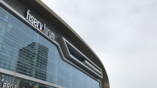 Fiserv Forum Photo
