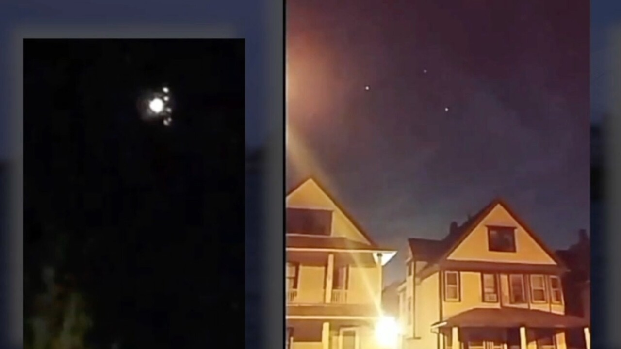 Local UFO videographers believe N.E. Ohio is a UFO sighting hot zone