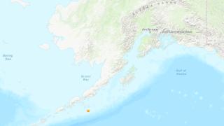 7.4 earthquake hits off Alaska coast