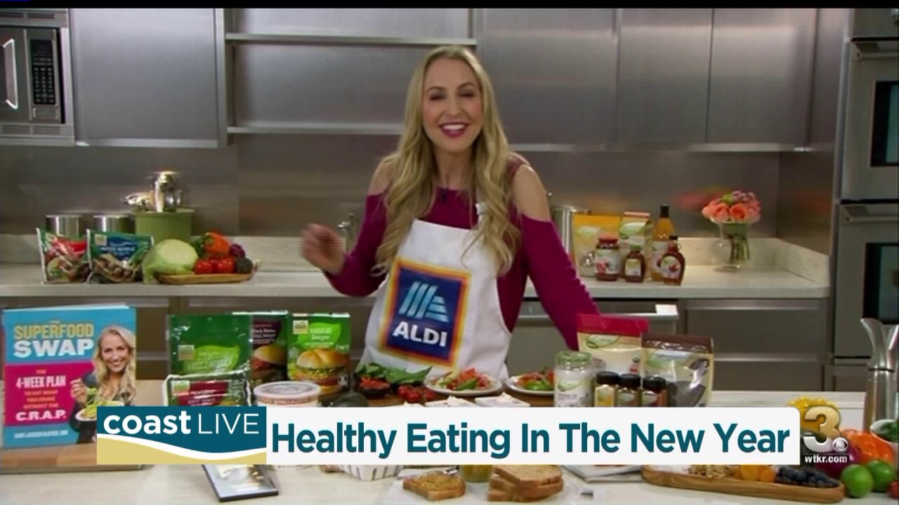 Healthy eating trends you can actually use in 2018 on Coast Live