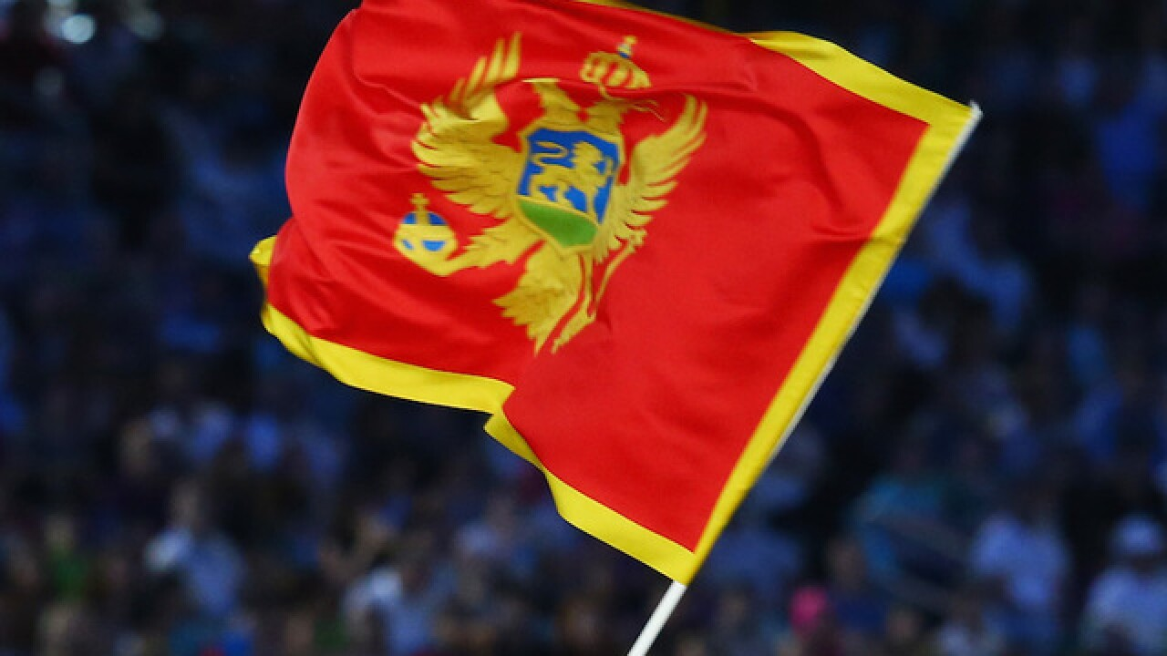 NATO extends invitation to Montenegro