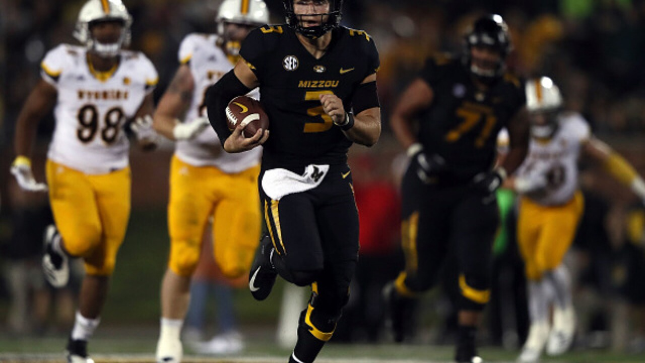 Mizzou moves to 2-0 after 40-13 win
