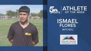 KOAA Athlete of the Week: Mitchell's Ismael Flores